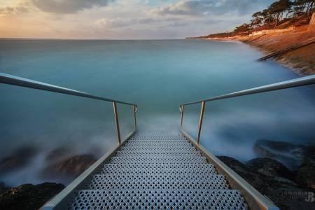 Photo de Pyla-sur-Mer - Deep Stairs