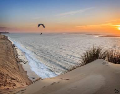 Photo de Dune du Pilat - Parapente #1