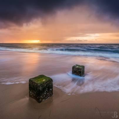 Photo de Pyla-sur-Mer - Sur la plage d'Haitza au Pyla