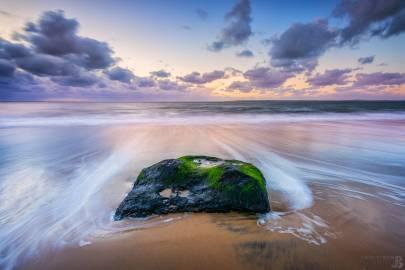 Photo de Pyla-sur-Mer - Quand l'eau se retire #3