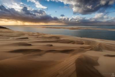 Photo de Dune du Pilat - La Dune dans la tourmente #5